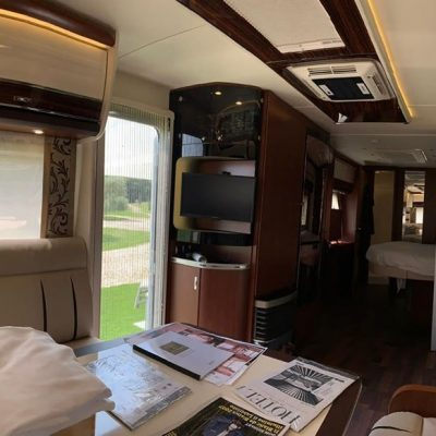 SG1 – mobile Suite glamping