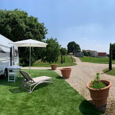 SG1 – la Suite mobile glamping - Villa San Biagio